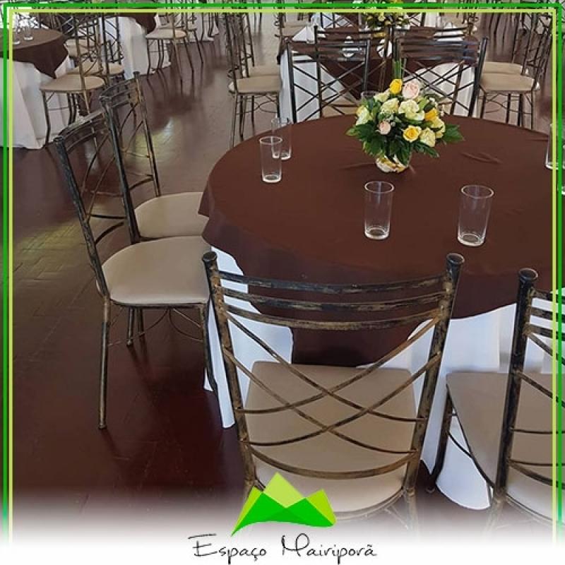 Buffet Completo para Casamento Preço Parque Anhembi - Espaço para Casamento Festa