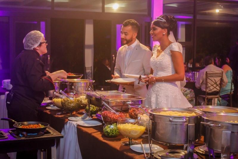 Buffet para Casamento Mini Wedding Preços José Bonifácio - Buffet de Festa de Casamento