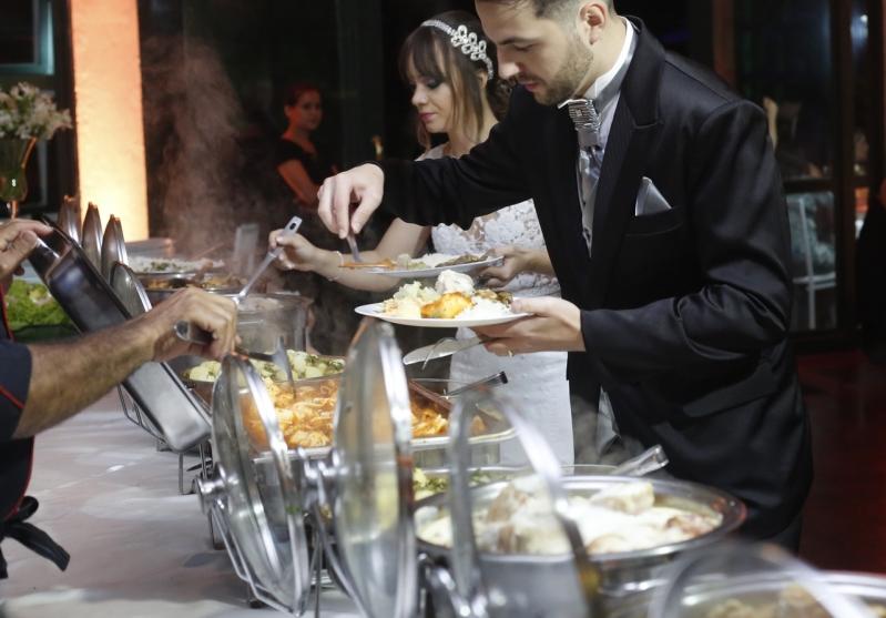 Buffet para Casamento Mini Wedding Itaquera - Buffet de Festa de Casamento
