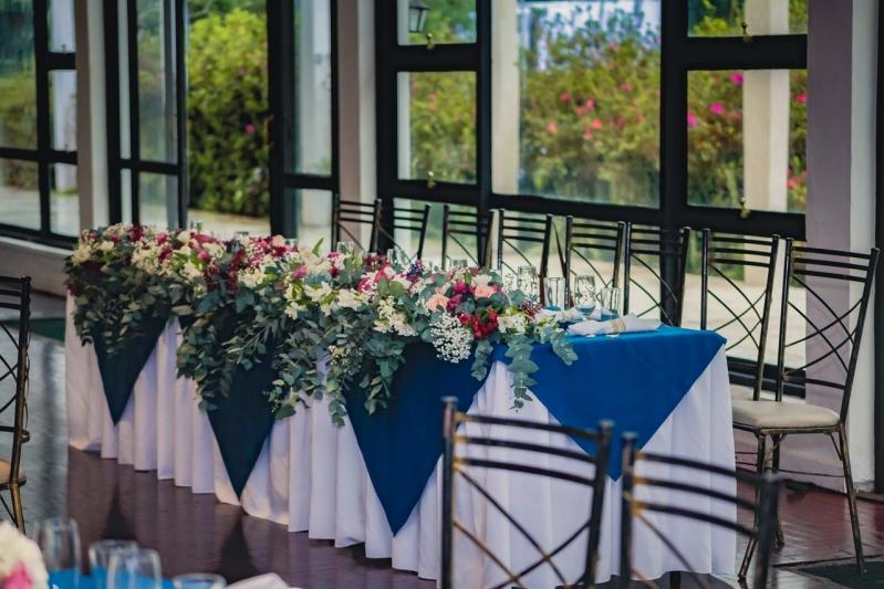 Buffet para Casamento no Campo Preços Alto do Pari - Buffet de Festa de Casamento