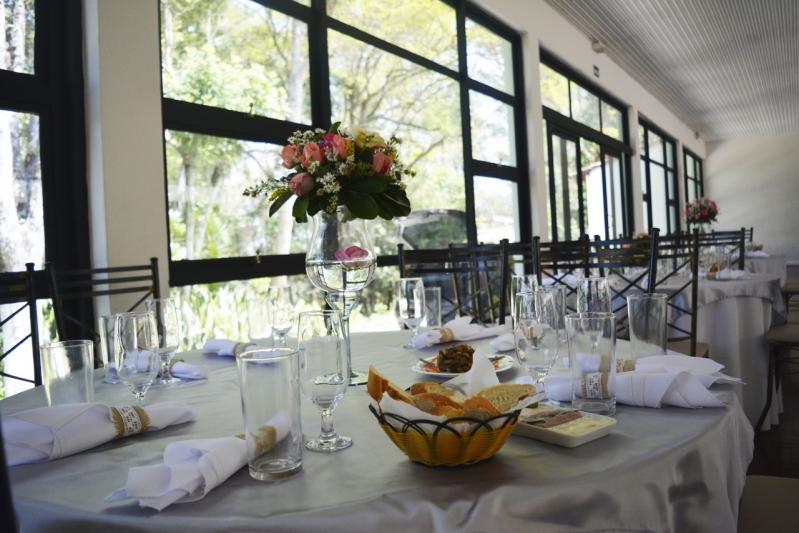 Buffet para Casamento no Campo Brasilândia - Buffet de Festa de Casamento