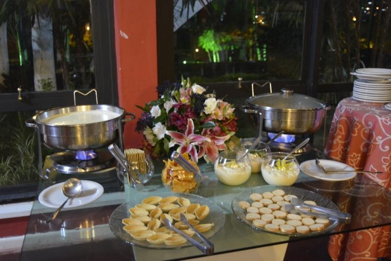 Buffet para Festa de Bodas de Casamento Atibaia - Buffet de Festa de Casamento