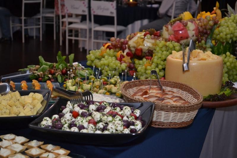 Buffet para Festa de Casamento Orçamento Vila Carrão - Buffet de Festa para Eventos