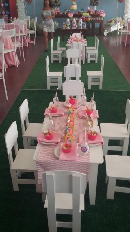 Buffet para Festa de Criança Preços Freguesia do Ó - Buffet de Festa para Eventos