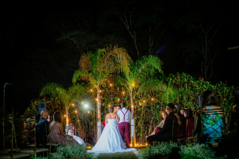 Empresa de Festa de Casamento no Sitio José Bonifácio - Festa Casamento