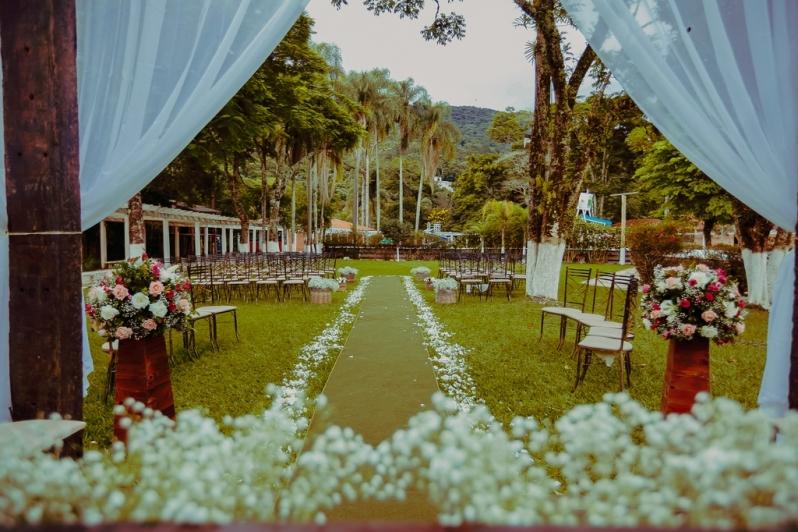 Empresa de Festa Rustica Casamento Ponte Rasa - Festa Casamento