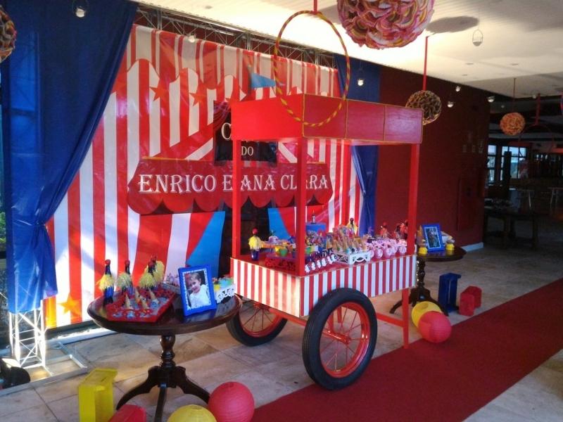 Espaço de Festa Infantil Orçar Jaçanã - Espaço de Festa para Palestra