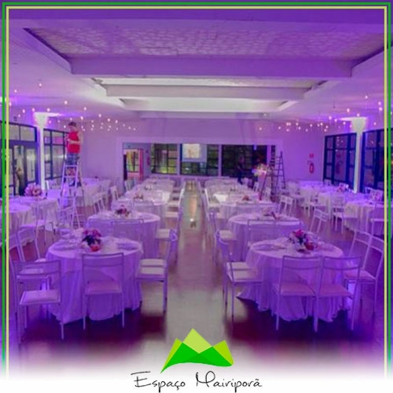 Espaço para Casamentos Descolados Franco da Rocha - Espaço para Casamento com Buffet