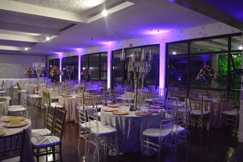 Espaço para Festa de Debutante Vila Endres - Espaço de Festa para Palestra