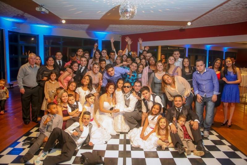 Festa de Bodas de Casamento Orçamento Chora Menino - Festa de Bodas de Casamento