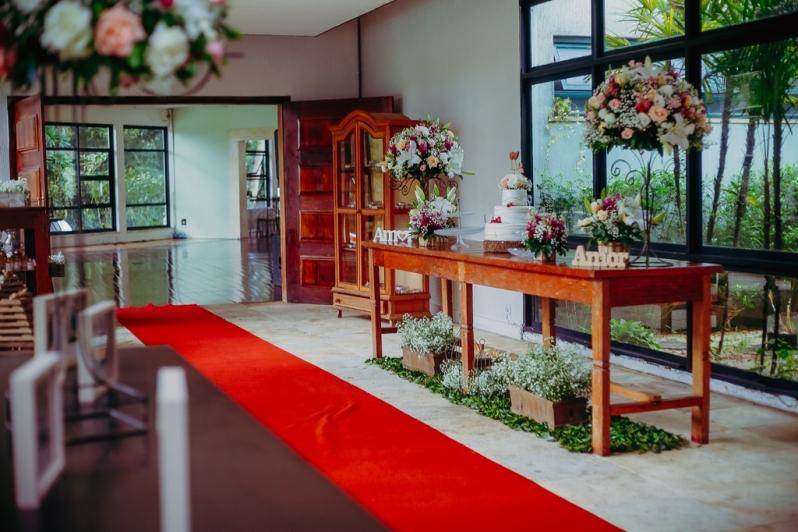 Festa de Casamento no Sitio Chora Menino - Festa Casamento