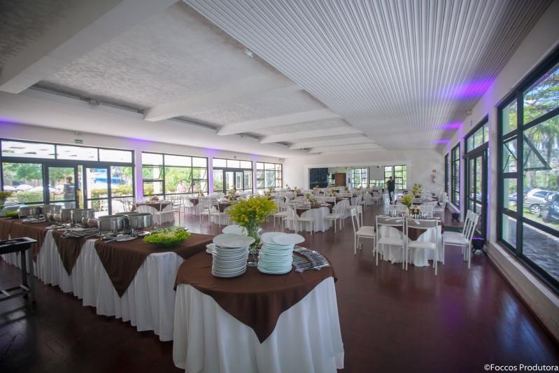 Locação de Salão de Festa com Buffet Caieiras - Salão de Festa para Casamento Rústico