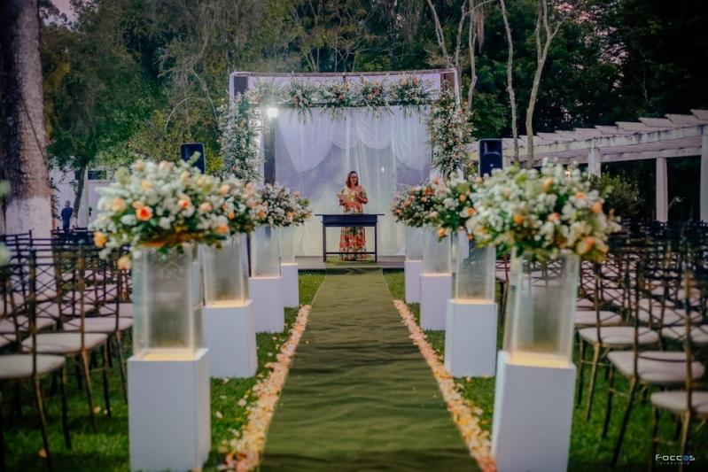 Orçamento de Espaço para Festa de Mini Wedding José Bonifácio - Espaço de Festa para Palestra