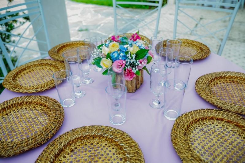 Preço de Buffet Casamento ao Ar Livre Mairiporã - Buffet de Festa de Casamento