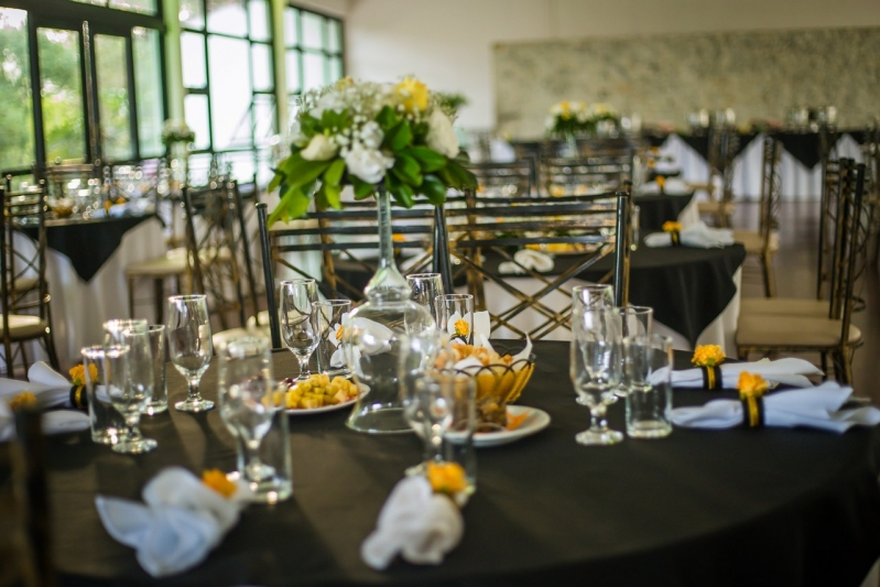 Salão de Festa com Buffet Orçamento Parque Peruche - Salão de Festa Rustico