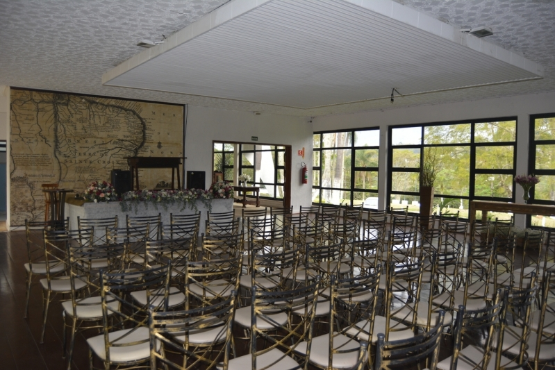 Salão de Festa para Casamento Rústico Valores Chora Menino - Salão para Festa