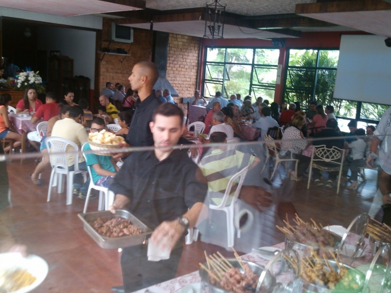 Salão de Festa para Confraternização Jardim Guarapiranga - Salão de Festa com Buffet