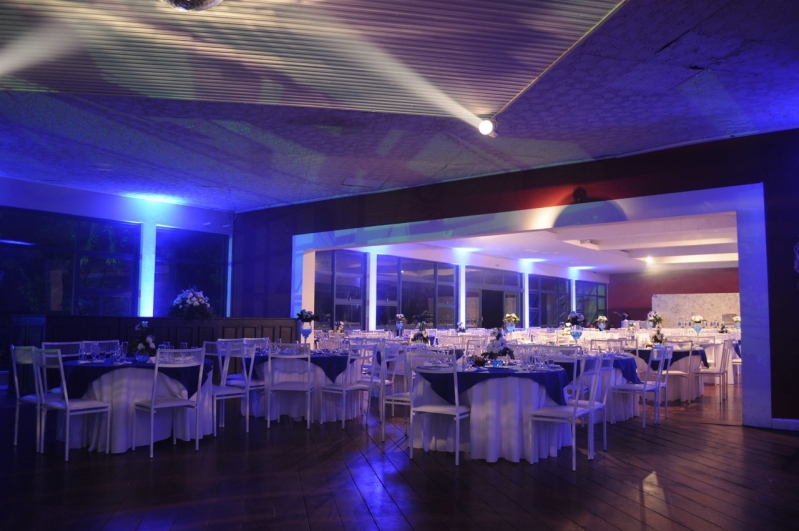 Salão de Festa para Locação Parque do Carmo - Salão de Festa para Debutante