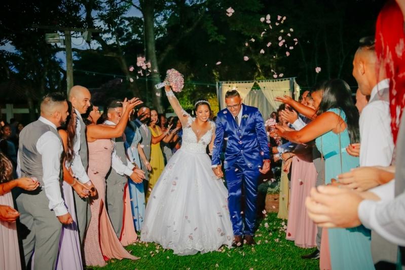 Salão para Festa de Bodas de Casamento Água Rasa - Festa de Bodas de Casamento