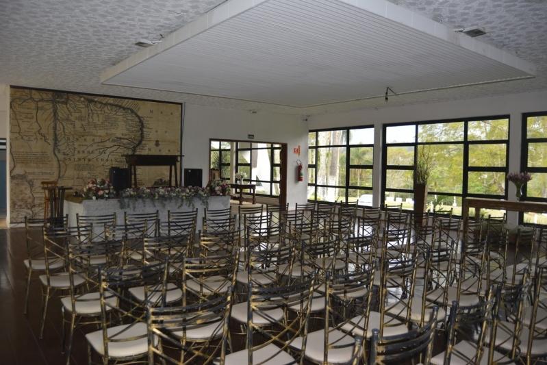 Salão para Festa e Eventos Vila Mazzei - Salão de Festa para Casamento Rústico