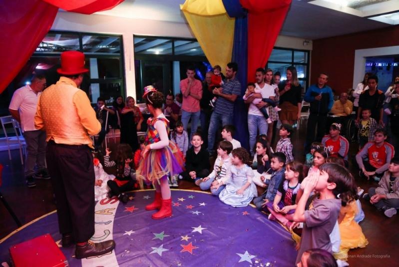 Salão para Festa Infantil Orçamento Casa Verde - Salão de Festa Rustico