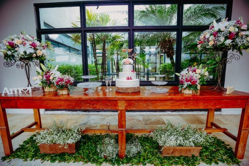 Salão para Festa Rustica Casamento Vila Medeiros - Festa Casamento