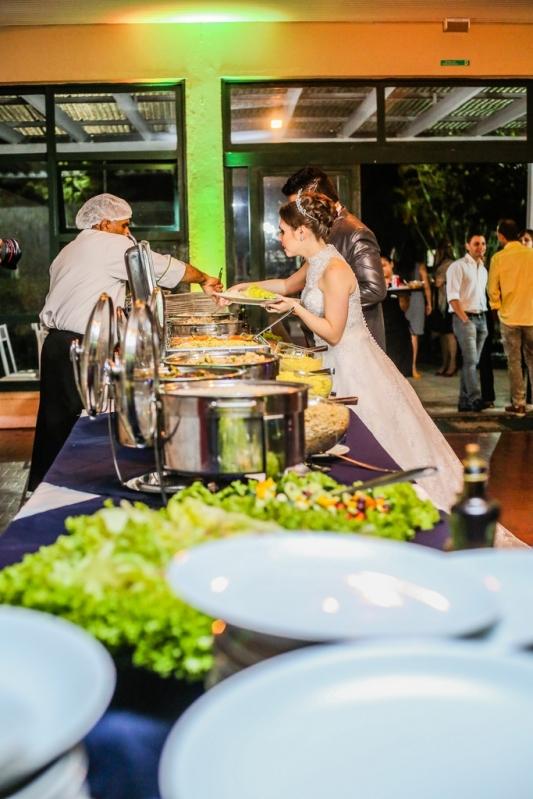 Buffet de Festa