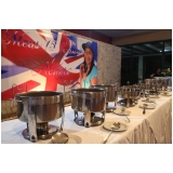 alugar buffet debutante Água Rasa