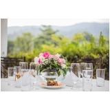 alugar buffet para festa de aniversário de casamento Francisco Morato