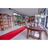 aluguel de salão de festa para casamento rústico Parque São Lucas