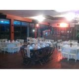 aluguel de salão de festa para confraternização Parque São Domingos