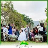 aluguel de sítios casamento Jaçanã