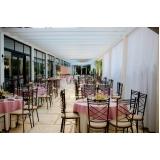 buffet casamento ao ar livre preços Água Rasa