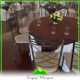 buffet completo para casamento preço Vila Mazzei