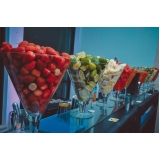 buffet de casamento mini wedding orçamento Parque Peruche