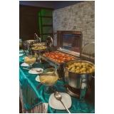 buffet para festa de 50 anos