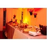 buffet para festa de aniversário