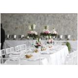 Buffet para Festa de Casamento