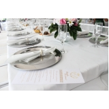 buffet de festa de casamento preços Parque Peruche