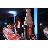 buffet de festa infantil preços Anália Franco