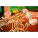 buffet de festa infantil Francisco Morato