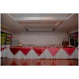 buffet de festa para 100 pessoas preços Vila Mazzei