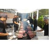buffet de festa para confraternização preços Parque São Lucas