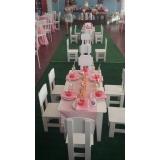buffet de festa para criança orçamento Parque São Domingos