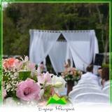 buffet de jantar para casamento preço Vila Formosa
