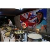 buffet debutante para alugar Água Rasa