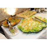 buffet festa debutante Santana
