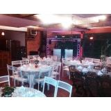buffet para buffet para festa 15 anos Francisco Morato