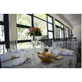 buffet para casamento no campo Vila Guilherme