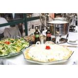 buffet para casamento simples preços Francisco Morato